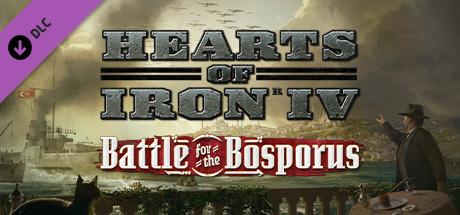 Hearts of Iron IV: Battle for the Bosporus sur PC