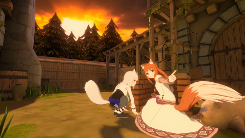 Spice and Wolf VR 2 se précise en images