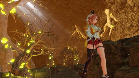 Atelier Ryza 2 présente son mode photo et d'autres nouveautés