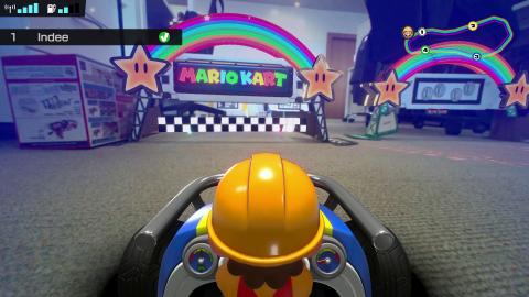 Mario Kart Live : Un mariage avec la réalité augmentée terriblement accrocheur