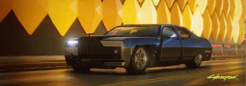 [MàJ] Cyberpunk 2077 présente sa conduite et ses véhicules