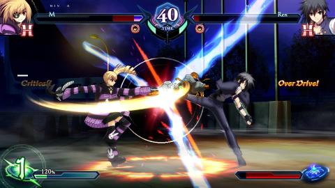 Phantom Breaker : Omnia annoncé sur PC, PS4, Xbox One et Switch