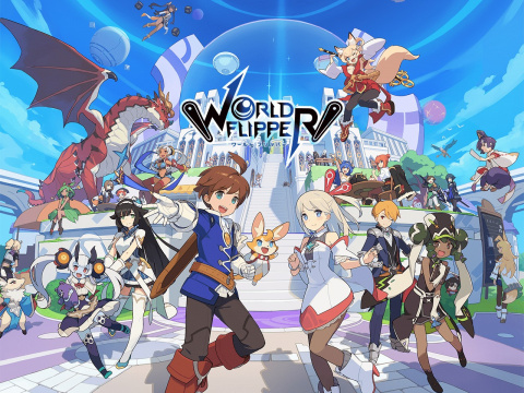 World Flipper sur Android