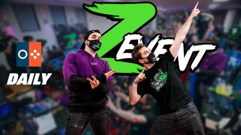Z Event : les trois choses qu'il faut en retenir