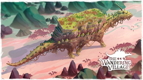 The Wandering Village sur PC