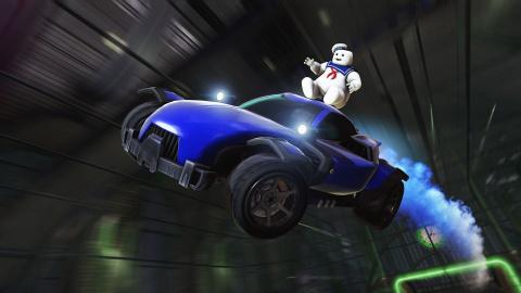 Rocket League annonce le retour de Ghostbusters pour Halloween