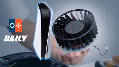 PlayStation 5 : Vers un ventilateur intelligent ?