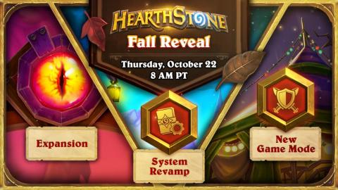 Hearthstone : la prochaine extension sera dévoilée jeudi prochain