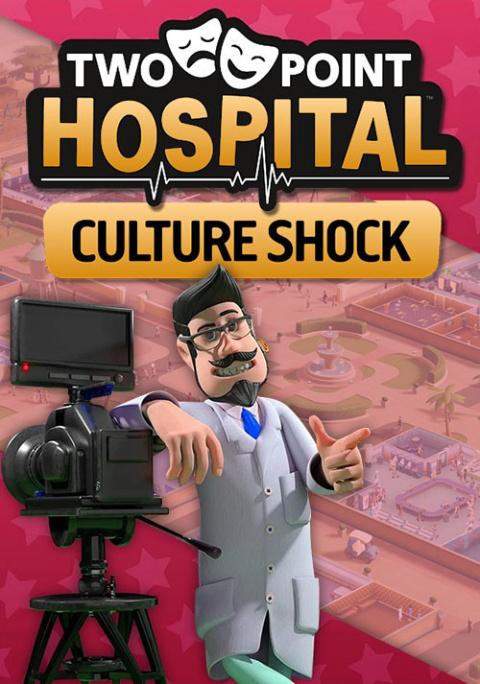 Two Point Hospital : Choc Culturel sur PC