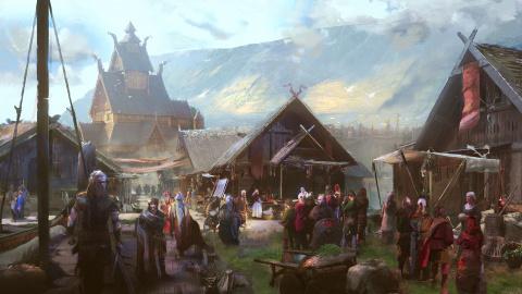 Assassin's Creed Valhalla : Un calendrier pour les prochaines mises à jour