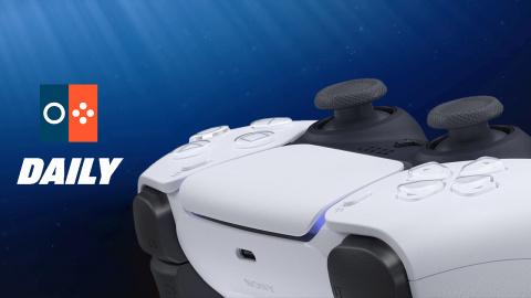 PS5 : La DualSense a de l'avance !
