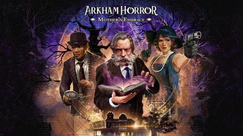 Arkham Horror : Mother's Embrace sur PS4