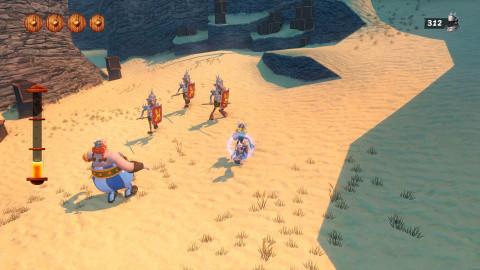 Astérix & Obélix XXL Romastered  : un remaster timide d'un jeu vieillissant