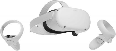 Promo Amazon: Oculus Quest 2 version 256 Go au meilleur prix avec 70€ de réduction