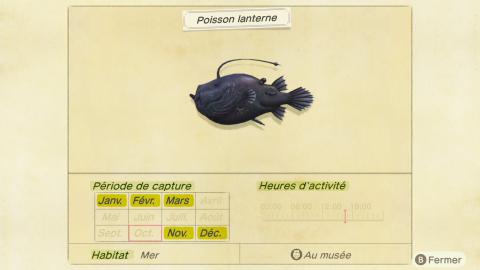 Animal Crossing New Horizons, changements de mai : nouveaux insectes, poissons et créatures marines… notre guide