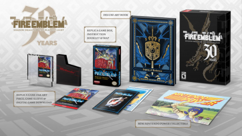 Fire Emblem : Shadow Dragon and the Blade of Light annoncé sur Switch en Occident