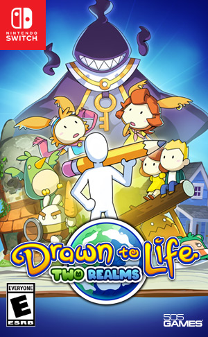 Drawn to Life : Two Realms sur Switch