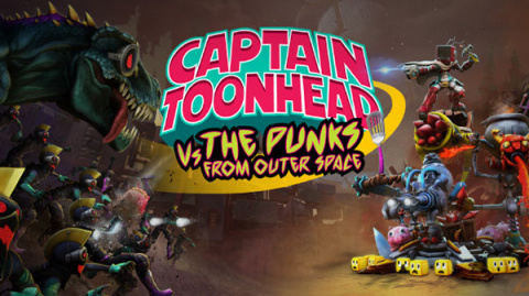Captain Toonhead vs. the Punks from Outer Space sur PC