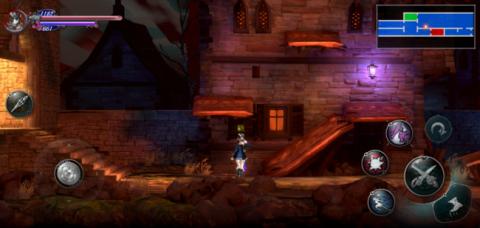 Bloodstained Ritual of the Night : le metroidvania va sortir sur iOS et Android en décembre