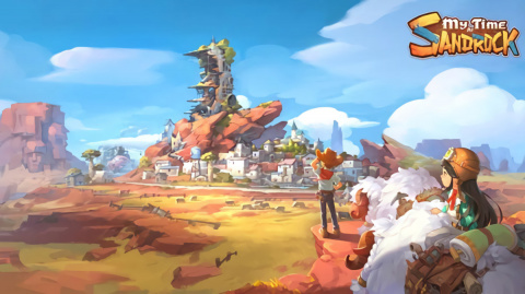 My Time at Sandrock sur Switch
