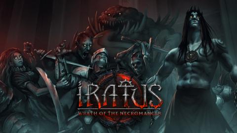 Iratus : Wrath of the Necromancer sur Mac