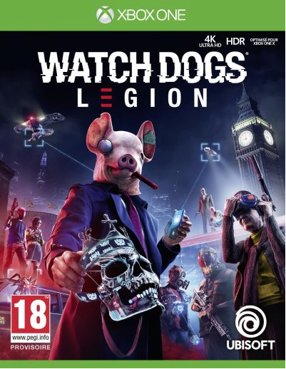 Watch Dogs Legion sur ONE
