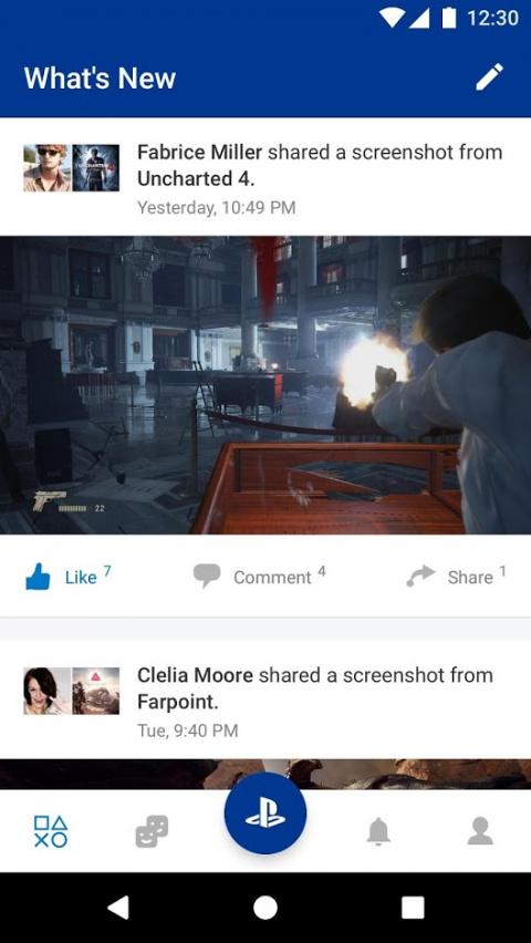 PlayStation App : Sony lance une nouvelle version de l'application iOS et Android