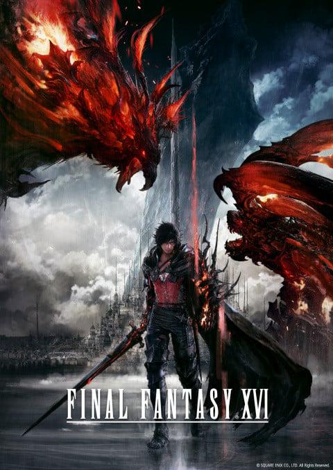 Final Fantasy XVI sur PS5