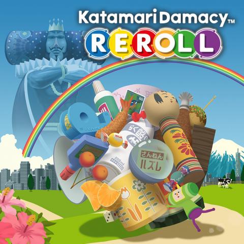 Katamari Damacy Reroll sur PS4