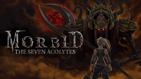 Morbid : The Seven Acolytes sur PS4