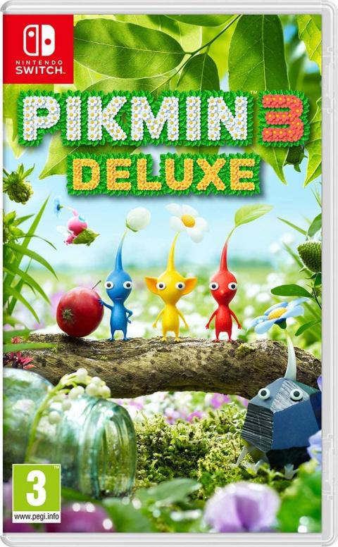 Promo E.Leclerc : Pikmin 3 Deluxe au meilleur prix