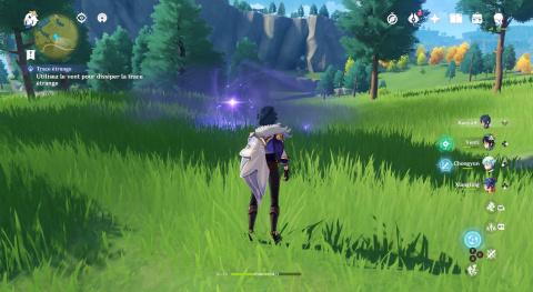 Genshin Impact 2.0 : miHoyo détaille le système de champs