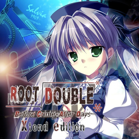 Root Double : Before Crime After Days Xtend Edition sur Vita