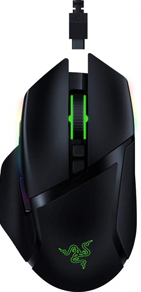 Promo Amazon : Souris Gaming sans fil Razer Basilisk Ultimate à - 29%