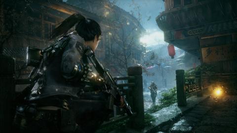 Bright Memory : Infinite - Le FPS futuriste nous offre de nouveaux screenshots