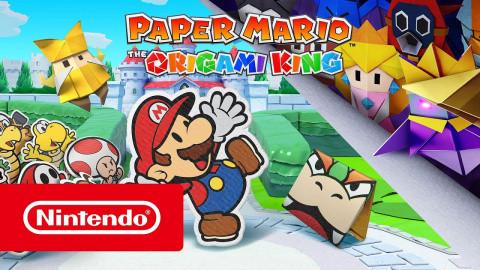 Paper Mario : The Origami King, notre soluce et nos guides pour le finir à 100%