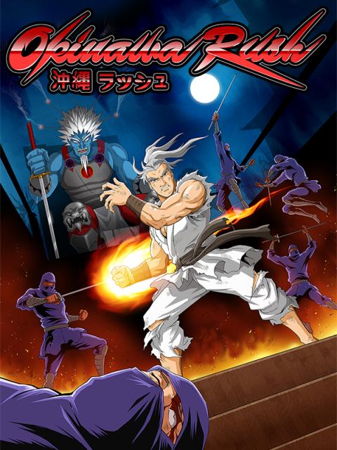 Okinawa Rush sur PS4