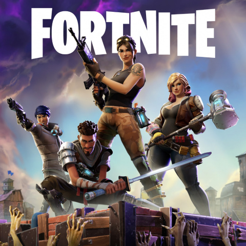 Fortnite sur Xbox Series