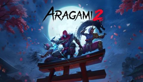 Aragami 2 sur PS4