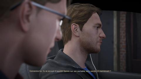 Twin Mirror : premier contact avec l'enquête narrative de DONTNOD