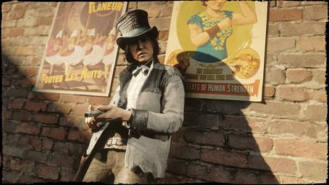 Red Dead Online : Les modes Courses de Cibles et Pillage à l'honneur cette semaine