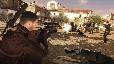 Sniper Elite 4 se montre sur Nintendo Switch