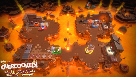 Overcooked All You Can Eat sortira en version physique sur PS5 et Xbox Series