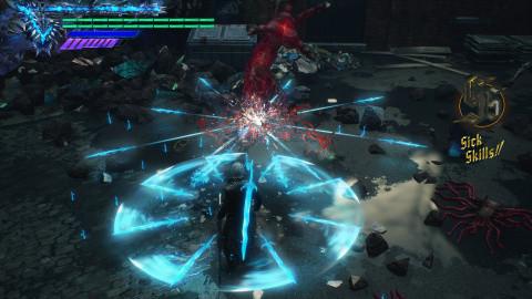 Devil May Cry 5 : du gameplay pour Vergil sur PS5