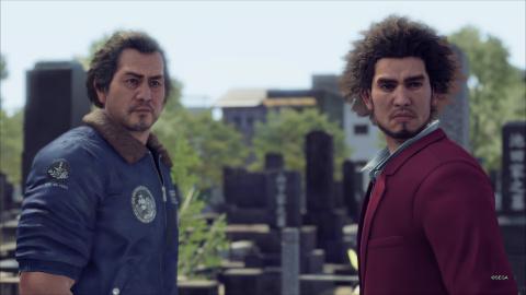Yakuza : Like a Dragon - La version PS5 s'offre un trailer de lancement