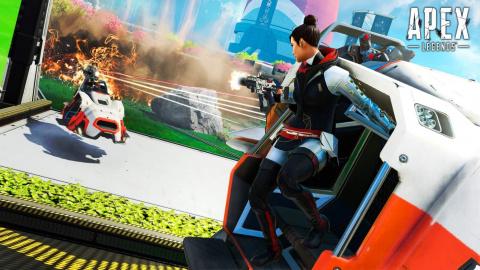 Apex Legends : Le directeur du jeu ne veut pas céder au crunch