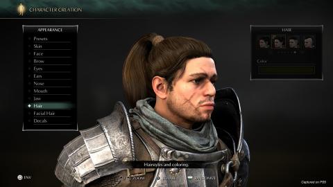 Demon's Souls Remake détaille son outil de création de personnages et le mode Photo