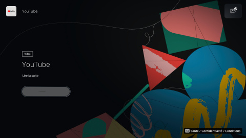 Comment utiliser l'application YouTube sur PS5 ?