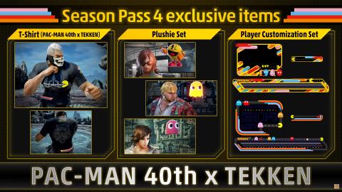 Tekken 7 : Kunimitsu débarque demain avec le lancement de la saison 4