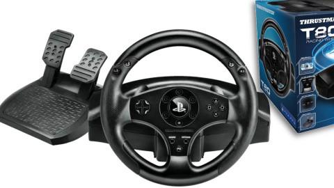 Quel volant pour jouer sur PS5 ? Notre sélection